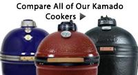 Kamado Grill Comparison Chart