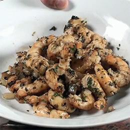 Cilantro Lime Shrimp Recipe