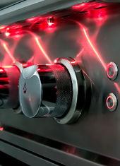 Illuminated Control Knobs