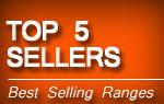 Top 5 Best Selling Ranges