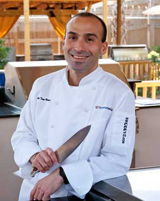 Chef Tony Matassa