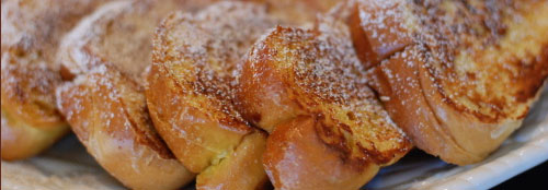 French Toast With Jack Daniels Maple Syrup Recipe